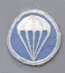Parachute Patch